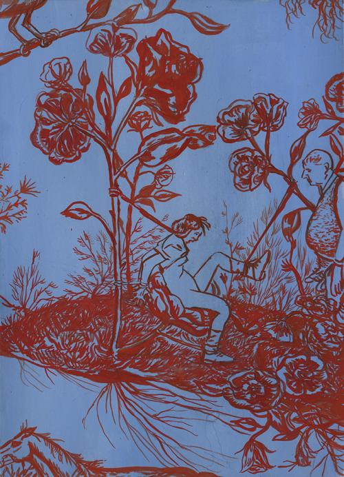 flores Aleksandra Waliszewska