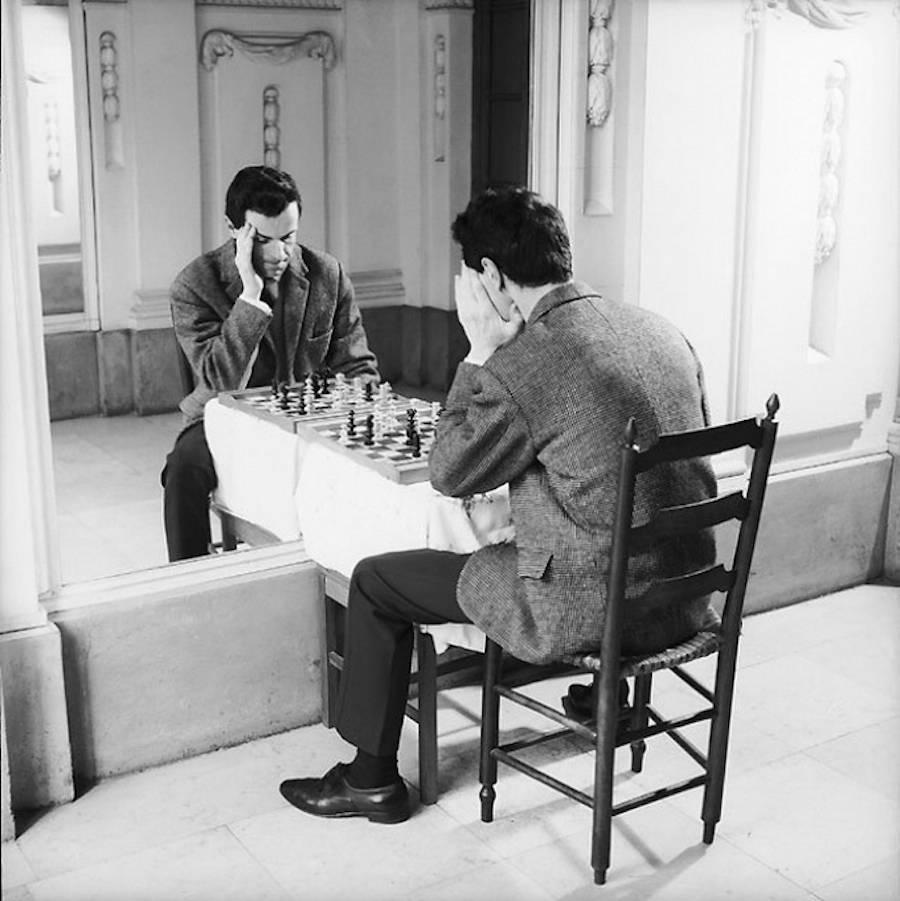 fotografias de la vida ajedrez