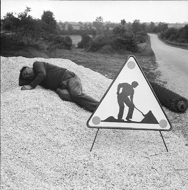fotografias de la vida hombre trabajando