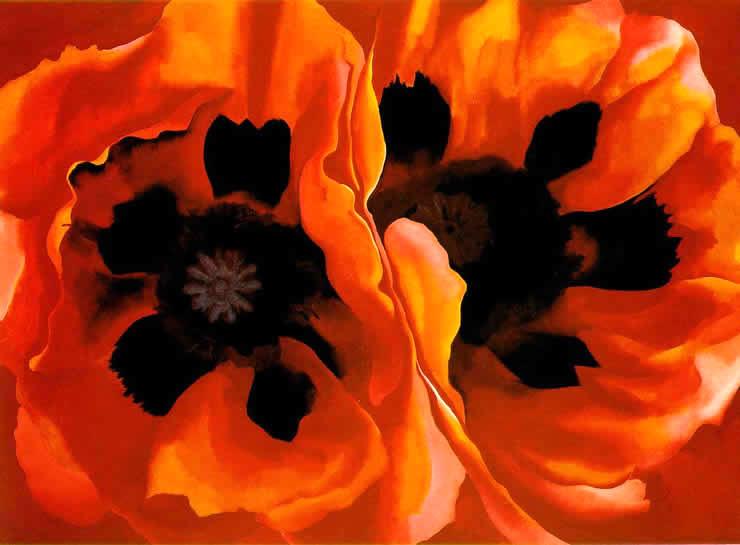 georgia o keeffe flores