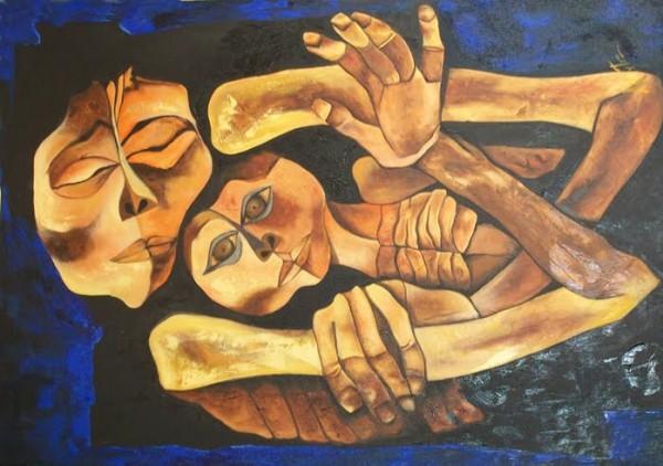 la obra de arte en la La actividad artística se materializa a través de la obras de arte y en estas reúne en sí a todos los requisitos de la concepción artística: la imaginación.