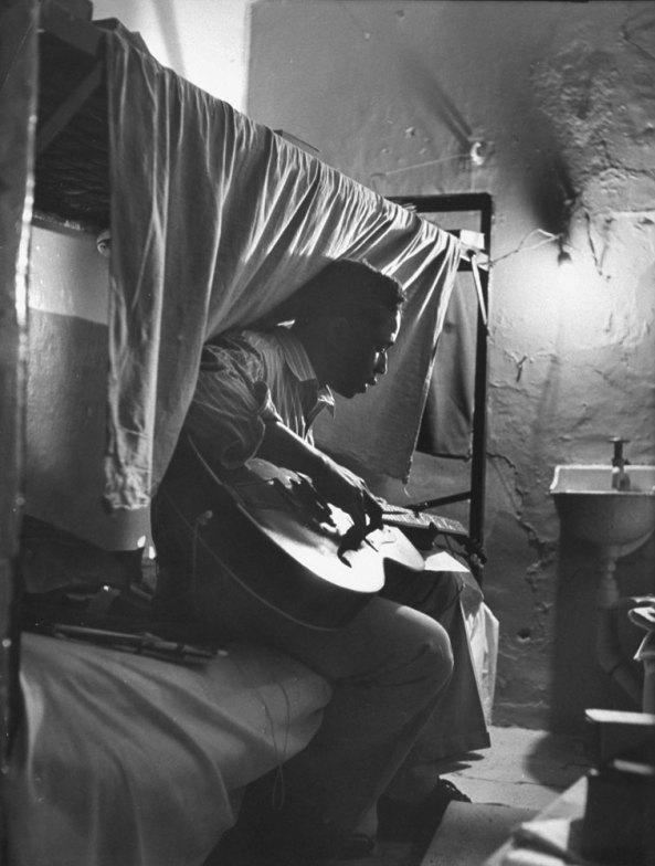 guitarra the prisionaires