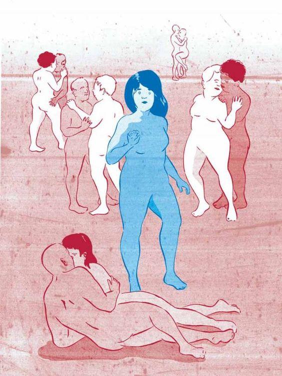 6 posiciones sexuales para extrovertidos