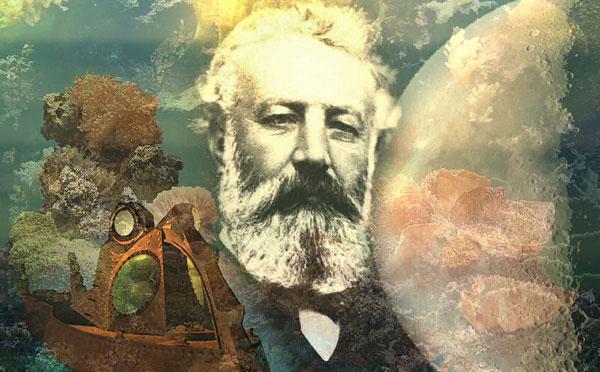 inventos de Julio Verne-Verne
