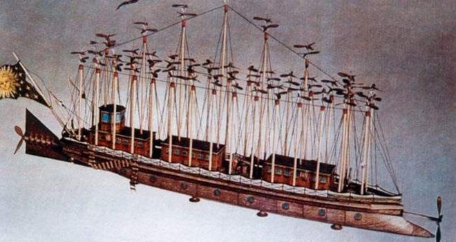 inventos de Julio Verne-albatross