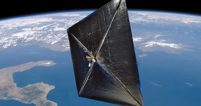 inventos de Julio Verne-velas solares