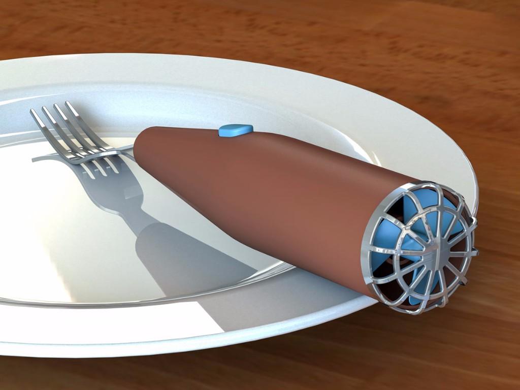 inventos hechos por niños-tenedor
