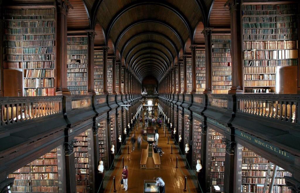 libros malditos - biblioteca