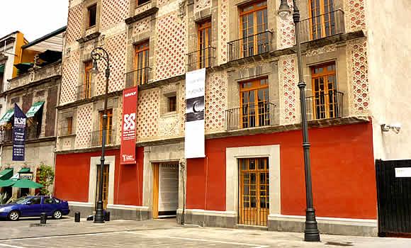 lugares en la cdmx museo archivo de la fotografia