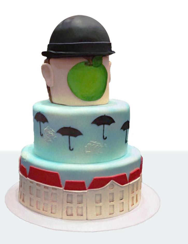 Diseños de pasteles