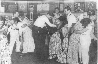 maratones de baile en la crisis de 1929