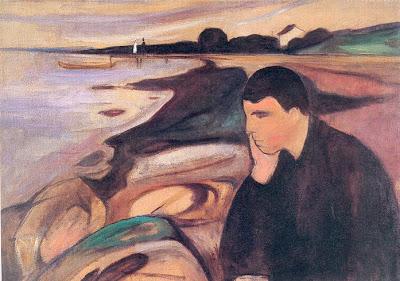melancolia Edvard Munch