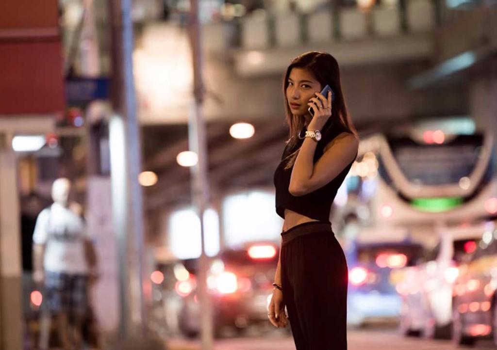 bangkok mujer con estilo