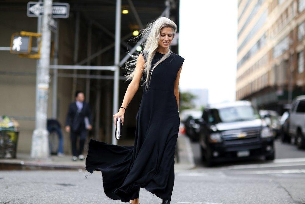 new york mujer con estilo
