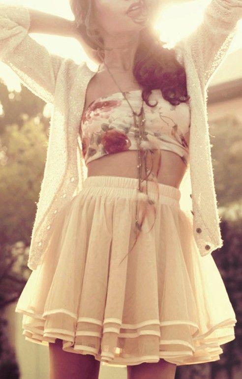 outfit bandeau 2016