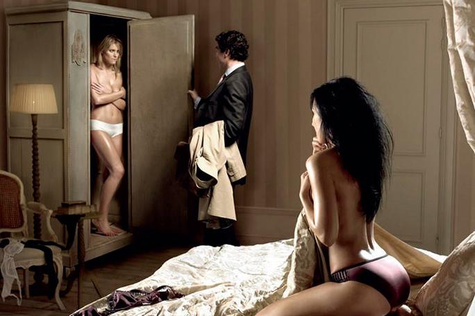 parejas sexuales-monogamia