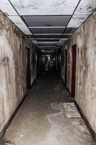 pasillos clinica san rafael