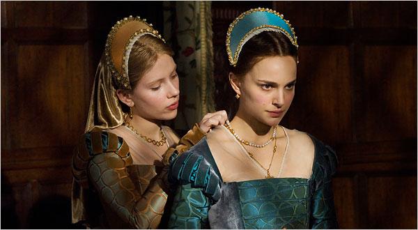 la otra reina - películas de Scarlett Johansson
