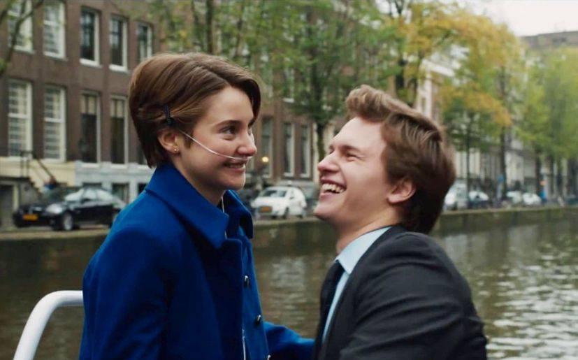 bajo la misma estrella - películas para amar