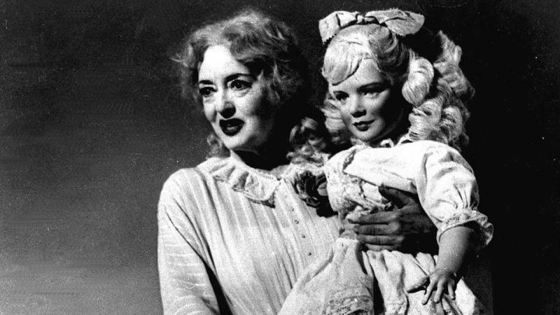 baby jane - películas psicológicas