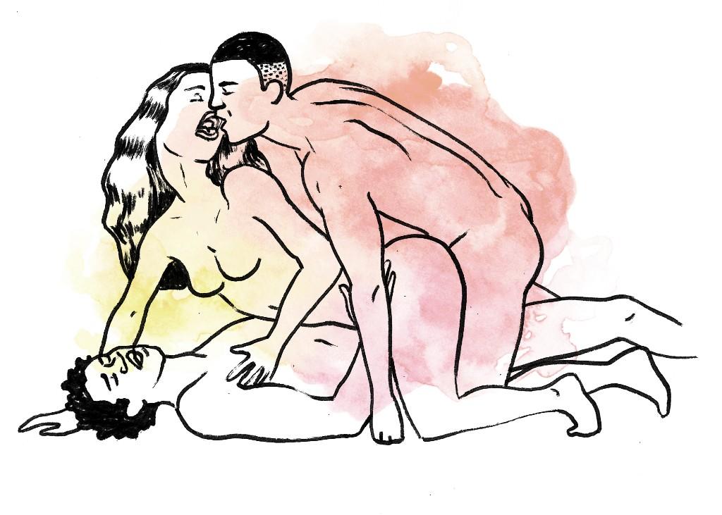 posiciones sexuales para tener relaciones