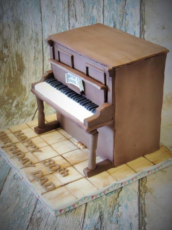 piano pasteles de música
