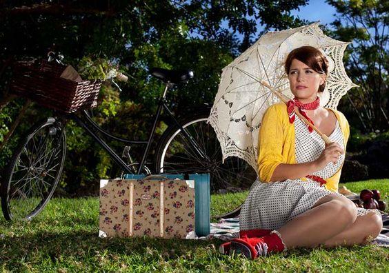 picnic vintage