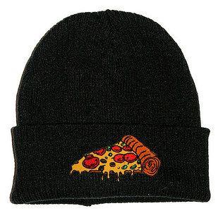 pizza beanie