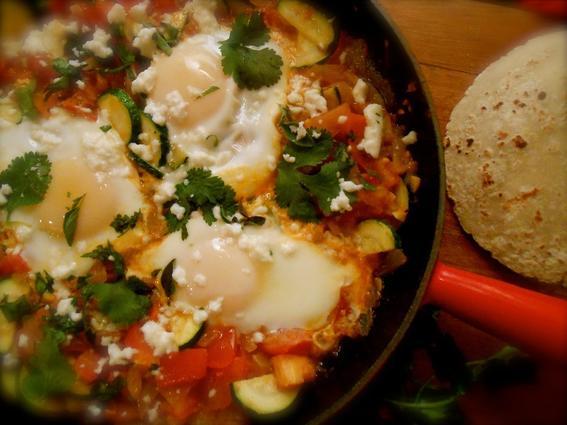 huevos - platillos mexicanos