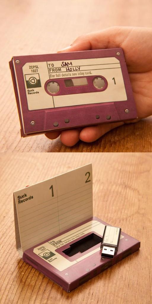 portafolio cassette ideas para book