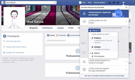 perfil de facebook 8
