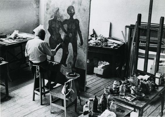 rufino tamayo artistas mexicanos