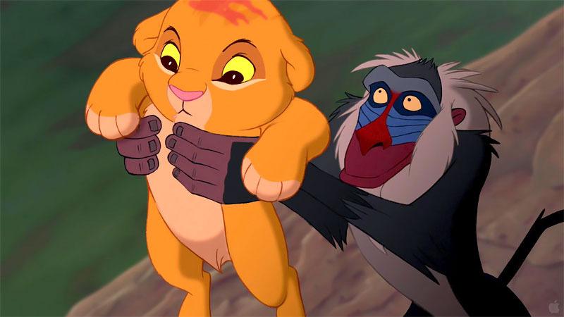el rey leon inspiración en shakespeare
