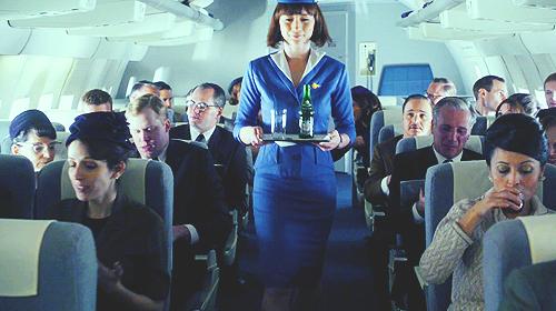 sobrecargo vuelo