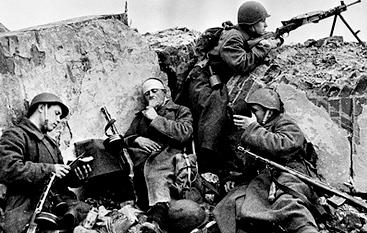 soldados guerra mundial