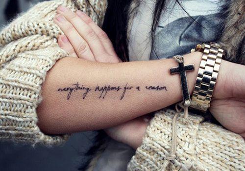 20 Tatuajes Que Te Recordarán Lo Que Es Verdaderamente Importante