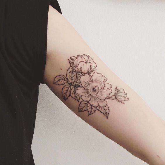 tatuajes sensuales brazo