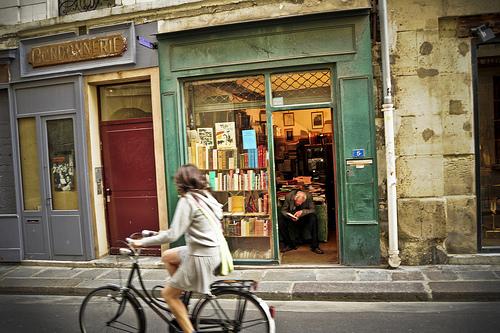 tienda de libros 2016