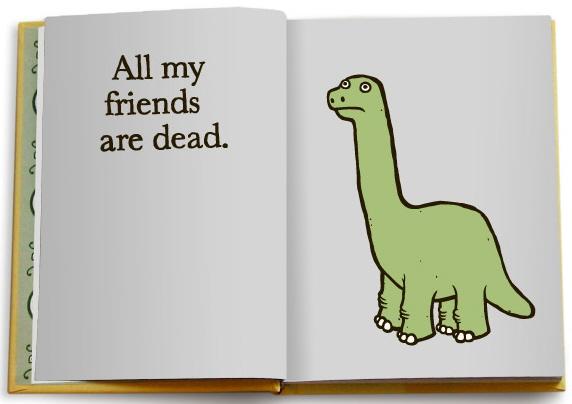 todos mis amigos estan muertos libros creativos