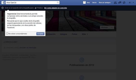 perfil de facebook 2