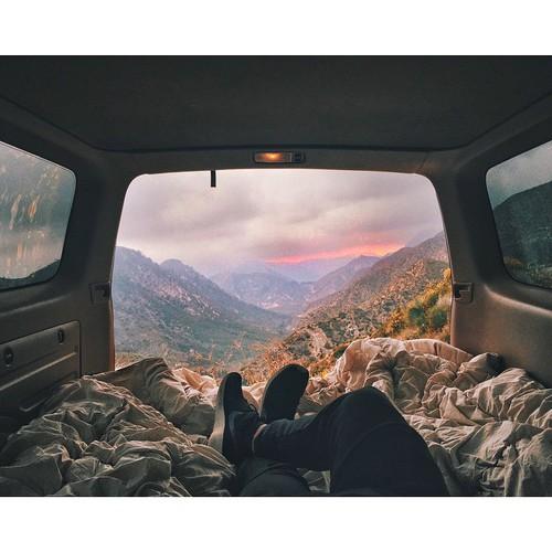 mochilero viajes