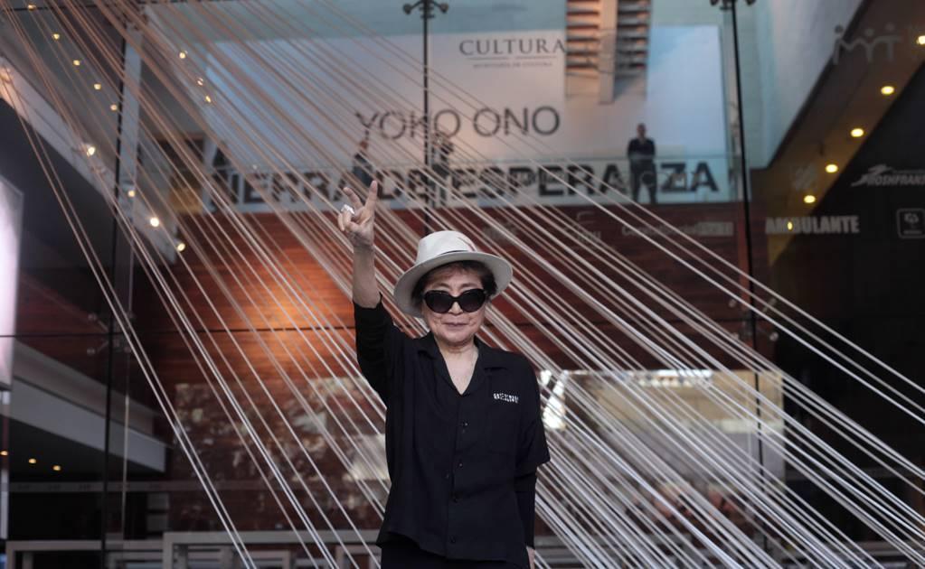 Del silencio a la locura: las mejores obras de Yoko Ono
