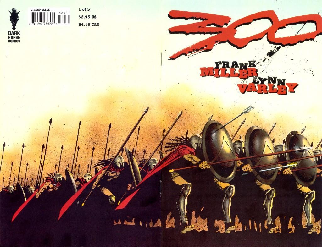 300 comic