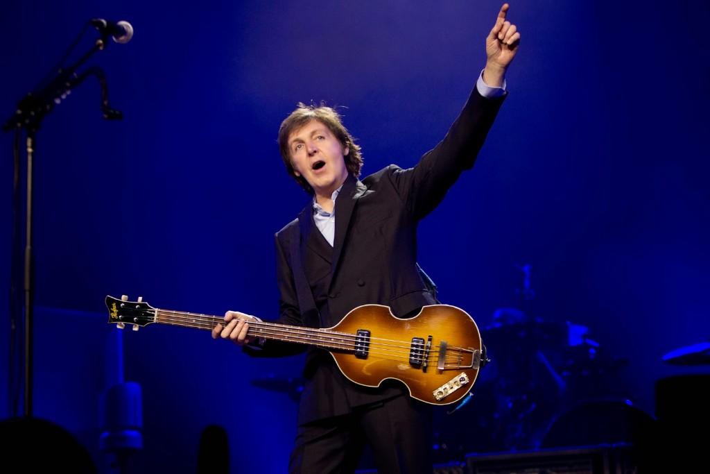 Paul McCartney On The Run Tour