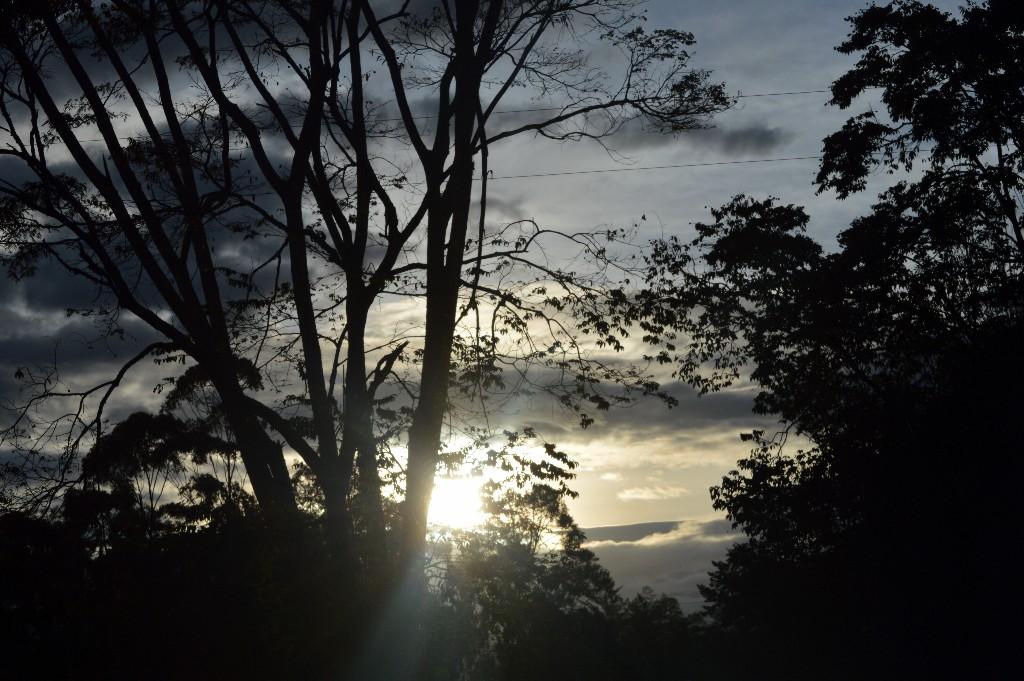 Memoria al ocaso del sol