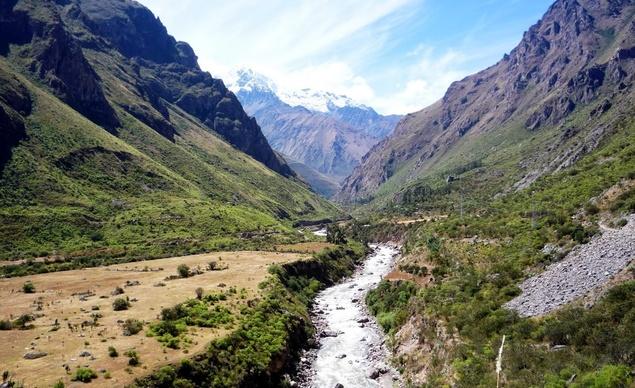 Camino inca Perú