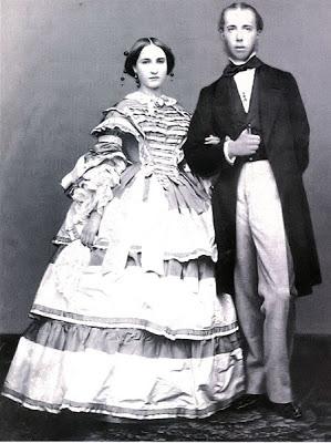 La cocina de Maximiliano y Carlota