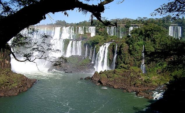 Cataratas de Iguazú