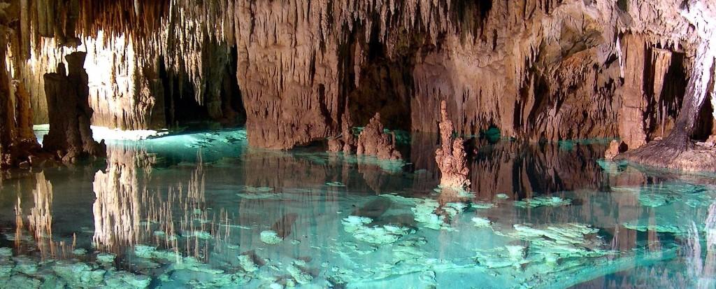 Cenote tulúm