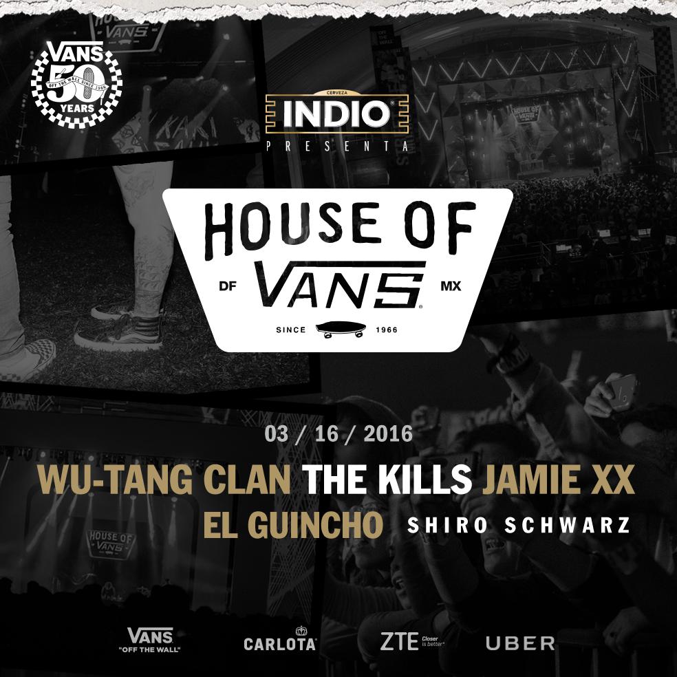 House of Vans 2016